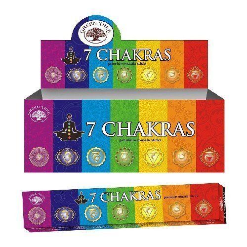 7 Chakra's