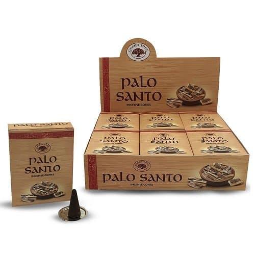 Palo Santo ( Heilig Hout) Kegeltjes