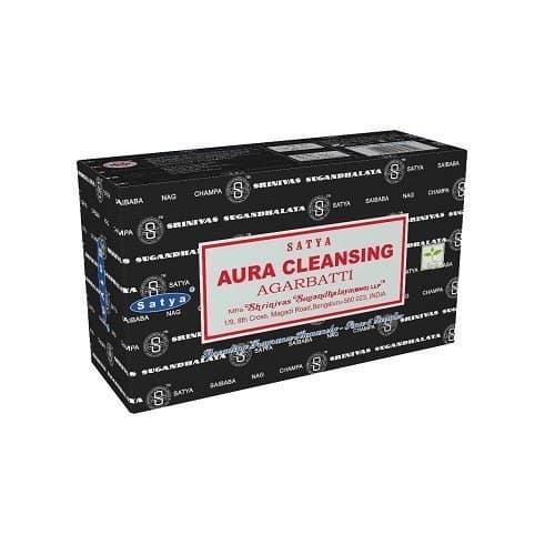Aura Cleansing