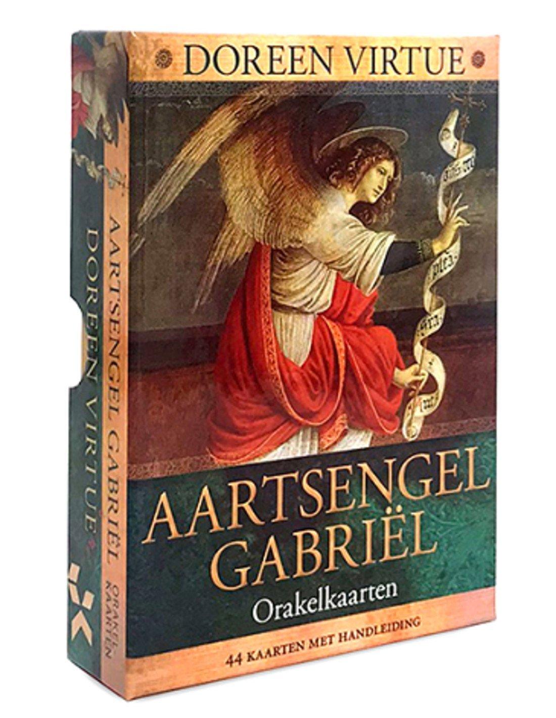 Aartsengel Gabriël Orakelkaarten