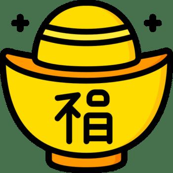 Feng Shui Gold