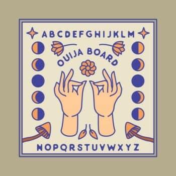 Het Ouija Bord