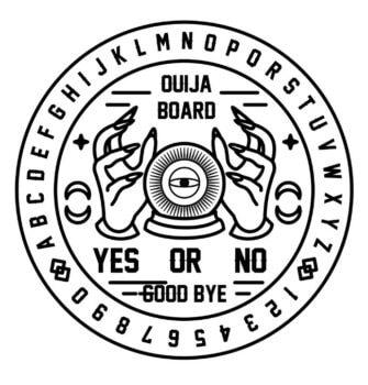 Ouija Bord Afbeelding